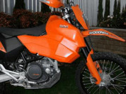 KTM 690 Enduro 14L Safari Tank