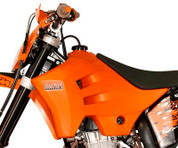 2008-2011 KTM 450EXC Safari 4.1gal Trail Tank