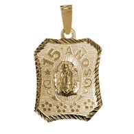 Forever 15 - Yellow Gold Pendant - 1.9 gr - XV009