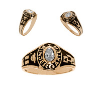 Kindergarten Graduation Ring - 14K. - 3.3 Gr. - ORO-P08