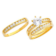 Yellow Gold Trio Set - 14 K - TC219