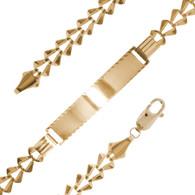 Yellow Gold Bracelet - 4.0 gr - BLG-456