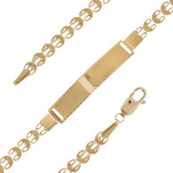 Yellow Gold Bracelet - 4.0 gr - BLG-457