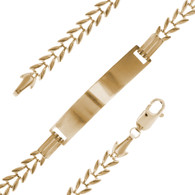 Yellow Gold Bracelet - 2.6 gr - BLG-638