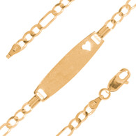 Yellow Gold Bracelet - 3.0 gr - BLG-667