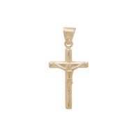 Yellow Gold Cross - 14 K - PTC222