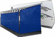 Size #4 Protex 85% RV Awning End Panel