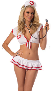 On Call Nurse Costume