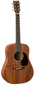 Martin D Jr 2E Sapele Acoustic Electric Guitar