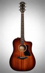 Taylor 220CE K DLX Acoustic Electric Guitar