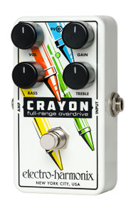 Electro Harmonix Crayon Full-Range Overdrive