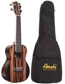 Amahi Classic Ebony UK990B (baritone)