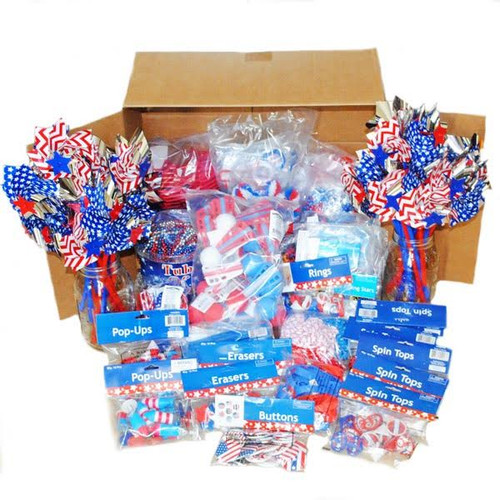 Bulk Prize Toys : Bulk patriotic parade small toys decor more than