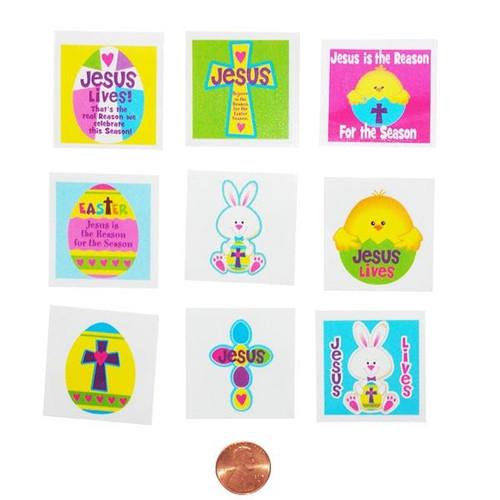 Christian Easter Tattoos
