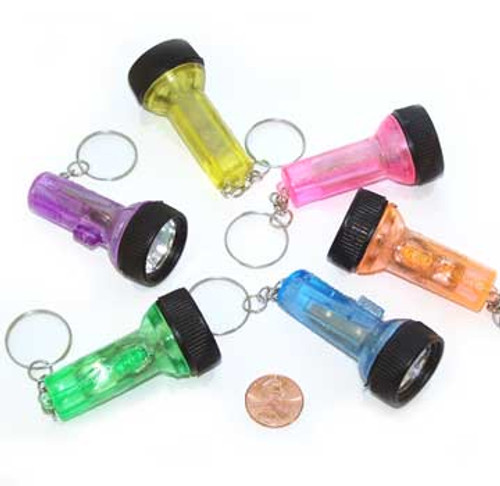 Mini Flashlight Keychains Wholesale