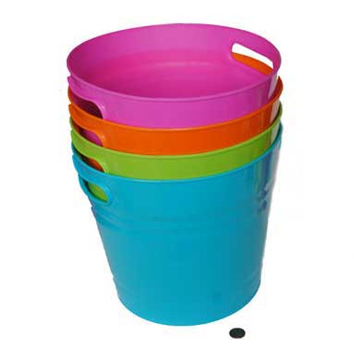 Large Carnival Prize Buckets
