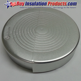 Aluminum End Cap Covers
