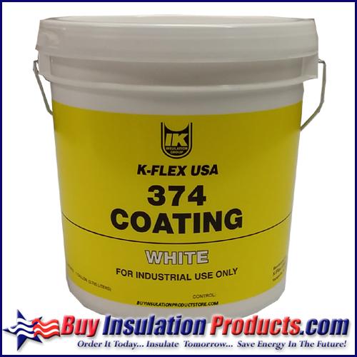 K Flex Exterior Uv Protective Coating Buy Insulation