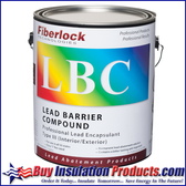Fiberlock LBC Lead Barrier Compound (1 Gallon)