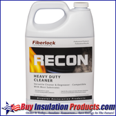 Fiberlock Recon Heavy Duty Cleaner (1 Gallon)