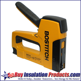 Bostitch PowerCrown Outward Clinch Insulation Tacker