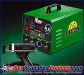 Talon Capacitor Discharge Weld Machine and Gun