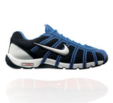 Nike Air Zoom Fencer Obsidian / White / Light Blue