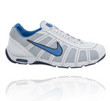 Nike Air Zoom Fencer White / Light Blue