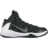 Nike Mens Air Zoom Without A Doubt Black/Metallic Silver