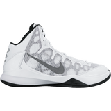 Nike Mens Air Zoom Without A Doubt White/Metallic Silver