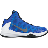 Nike Mens Air Zoom Without A Doubt Game Royal/Metallic Silver