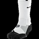 Nike Hyperelite Basketball Crew, White/Black