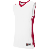 Nike National Jersey - White/Scarlet