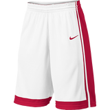 Nike National Short - White/Scarlet