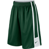 Nike League Reversible Short - Dark Green / White