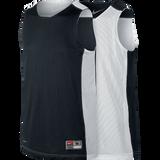 Nike Youth Reversible Tank, Black/White