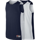 Nike Youth Reversible Tank - Navy / White