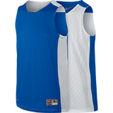 Nike Youth Reversible Tank - Royal / White