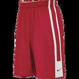 Nike Youth Reversible Short, Scarlet/White
