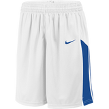 Nike Womens Fastbreak Short - White/Royal