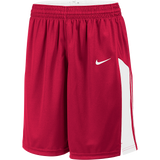 Nike Womens Fastbreak Short - Scarlet/White