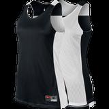 Nike Womens League Reversible Tank - Black/White