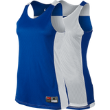 Nike Womens League Reversible Tank - Royal / White