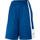 Nike Womens League Practice Short, Royal/White