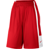 Nike Womens League Practice Short, Scarlet/White