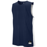 Nike League Reversible Tank - Navy / White