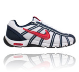 Nike Air Zoom Fencer White / Navy / Red