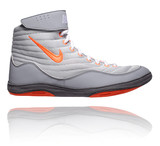 Nike Inflict 3 - Pure Plat / Total Orange Stealth / Dark Grey
