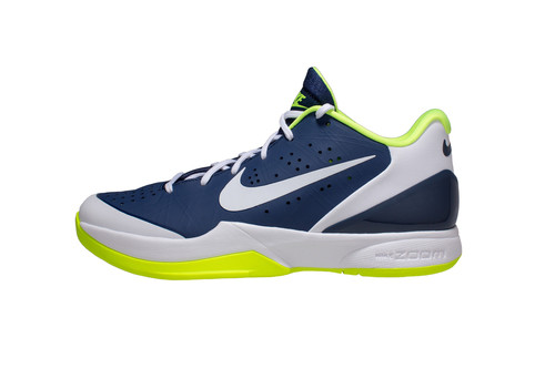 Nike Air Zoom Hyper Attack Volleyball Shoes - Nike Flywire technology and a  tough outer shell