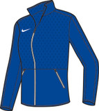 Nike Rivalry Jacket - Royal / White
